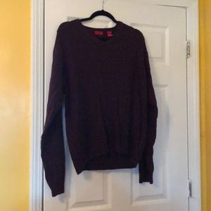 Izod Cable-Knit Sweater